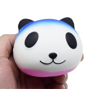 Soft Toys,Familizo Squzee Galaxy Cute Panda Baby Cream Scented Squishy Slow Rising Squeeze Kids Dolls