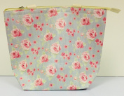 Insulated Vintage Floral Design Lunch Bag Tote