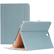 ProCase Samsung Galaxy Tab S3 9.7 Case, Stand Folio Case Cover for Galaxy Tab S3 Tablet ( 25cm , SM-T820 T825), with Multiple Viewing Angles, Document Card Pocket - Teal