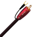 Audioquest Irish Red Subwoofer Cable RCA To RCA 8 Metre Length