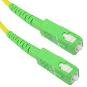 Fibre Optic Cable SC/APC to SC/APC simplex singlemode 9/125 5 m