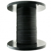 ACL 300m 2 Fibre Indoor/Outdoor Fibre Optic Cable, Singlemode, 9/125, Riser Rated, Spool, Black