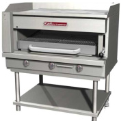 Southbend Ssb-36 Steakhouse Overfire Radiant Broiler with Griddle Top, Counterto