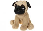 Pug Dog Soft Toy 26cm