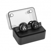 VBESTLIFE Wireless Bluetooth Earphone Stereo Headset In-ear Sports Headphone with Charging Box