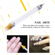 KaloryWee Grey Peel Off Liquid Tape Base Coat Nail Art Liquid Palisade 15ml
