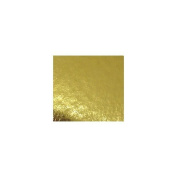 Enjay Gold Square Pastry Mono-Portion Board 10cm