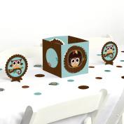 Owl - Party Centrepiece & Table Decoration Kit