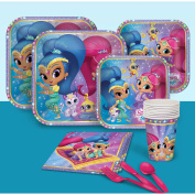 Shimmer and Shine Party, Pack for 8
