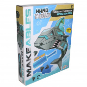 Grafix Makeables Cardboard Construction Robo Shark Age 6+