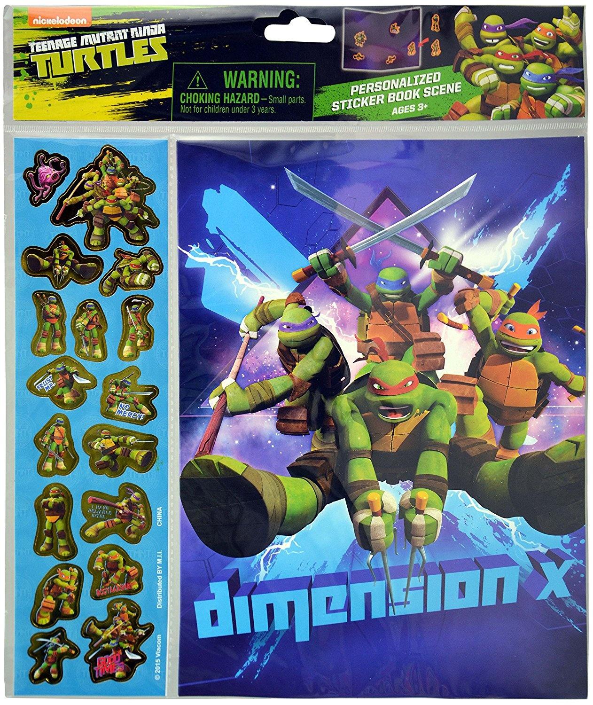 Großzügig Teenage Mutant Ninja Turtles Malbücher Zeitgenössisch ...