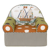 Cotton Tale Designs Dots & Stripes Baby/Toddler Chair, Aye Matie Pirate