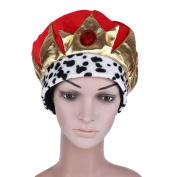 YanHoo Halloween Child Pharaoh Prince Hat Costume Accessory Cosplay Cap