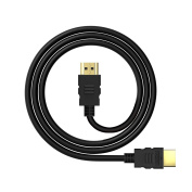 Sowtech Latest Version 4K HDMI 2.0 Cable Supports Ethernet, 3D, ARC, CEC, 4K@50/60 Hz, 21:9, for PC / TV / PS4 / XBOX / Monitor ¡­