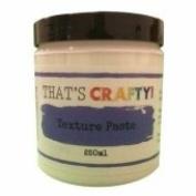 That's Crafty - Texture Paste - 250ml