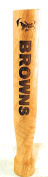 Cleveland Browns Beer Tap Handle Pine