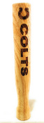 Indianapolis Colts Beer Tap Handle Pine