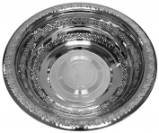 Ben and Jonah Washing Bowl Stainless Steel- 7.6cm H 30cm W