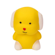 CYCTECH Stress Relief Toys Exquisite Simuation Dog Squeezable Slow Rising Charm Kid Toy Gift