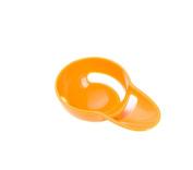 Outflower Creative Mini Plastic Egg Separator Kitchen Gadgets Food-grade Material Orange