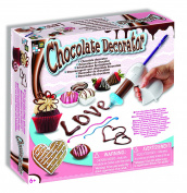 AMAV Toys Chocolate Decorator - Create Patterns Kit Multi Colour