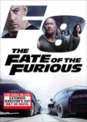 The Fate of the Furious Digital HD with Ultraviolet + DVD
