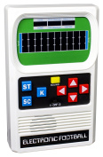 Classic Football Electronic Game (1 Pack) by Basic Fun