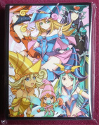 (60)MTG Wow Yugioh TCG Dark Magician Girl Card Sleeves 60pcs 67x92mm