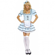 Looking Glass Alice Adult Costume - Medium/Large
