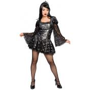 Dark Vixen Adult Costume - Small/Medium