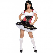 Beer Girl Adult Costume - Medium/Large