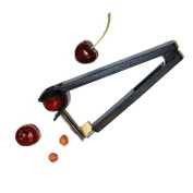 Olive Pitter Tool and Cherry Pitter Remover Easy to Use for Baking Freezing and Eating