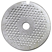 Smokehouse Chef size #32 x 1/8 (3mm) holes Meat Grinder Plate Disc fits Hobart 4332 4532 4732 4632 4046 4246 100% Stainless Steel