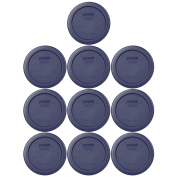 Pyrex 7202-PC 1 Cup Dark Blue Storage Lid for Glass Bowls