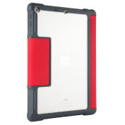 "STM Dux Case for iPad 9.7""  (2017) - Red"