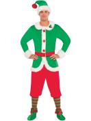 Mens Elf Guy Costume - Size 120cm - 130cm