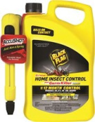 BLACK FLAG EXTREME HOME INSECT CONTROL, ACCUSHOT SPRAYER, 5l