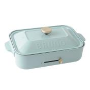 BRUNO compact hot plate BOE021-BGY Blue-grey