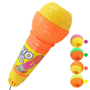 Gbell Echo Microphone Mic Voice Changer Toy Gift Birthday Present Kids Party Song