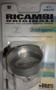 Bialetti - Spare funnel - Replacement Part for Orzo Express Coffee Makers -Stainless Steel - 6cm Diameter