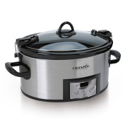 Crock-Pot Cook & Carry 5.7l Programmable Slow Cooker