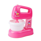 Cido Kitchen Mixer Play House Colourful Food Processor Blender Cook Girls Kids Toy