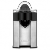 CCJ-500 Pulp Control Citrus Juicer, Brushed Stainless