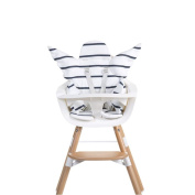 Childwood Seat Cushion Support Pillow Baby High Chair Angel Jersey Navy