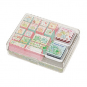 San-X Sumikko Gurashi Stamp Set Mini FT40701