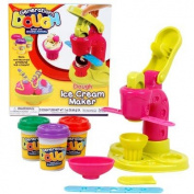 Dough Ice Cream Maker, Toy Dough Ice Cream Maker