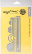Waffle Flower Die-Pull Tabs