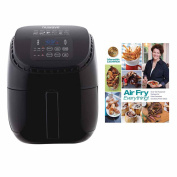 Nuwave 2.8l Brio Air Fryer with Air Fry Everything Cookbook