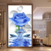 MORESAVE Rose Diamond Paintings 5D DIY Embroidery Cross Stitch