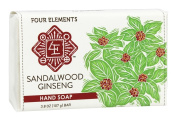 Four Elements Herbals - Premium Hand Soap Sandalwood Ginseng - 110ml